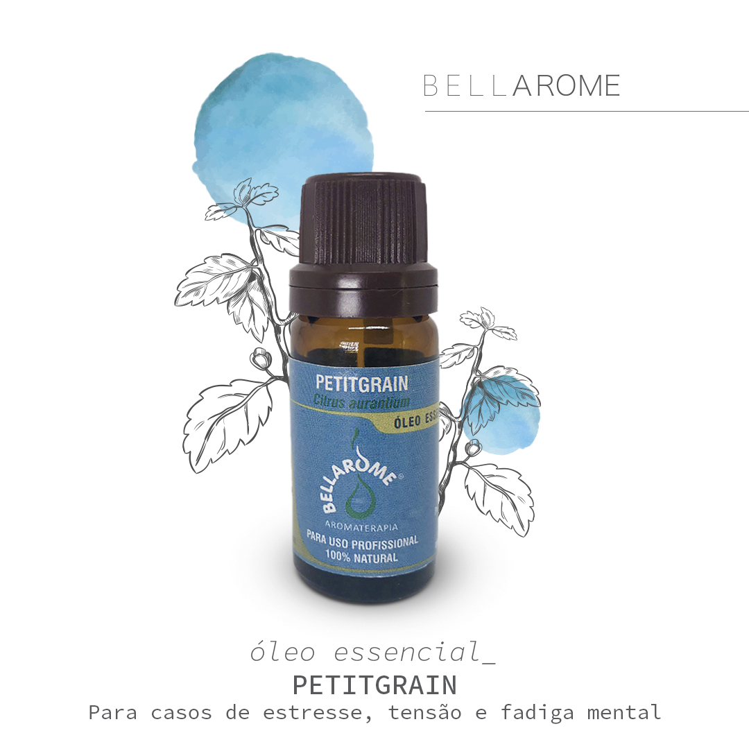 PETITGRAIN - 10ml  - Bellarome Aromaterapia