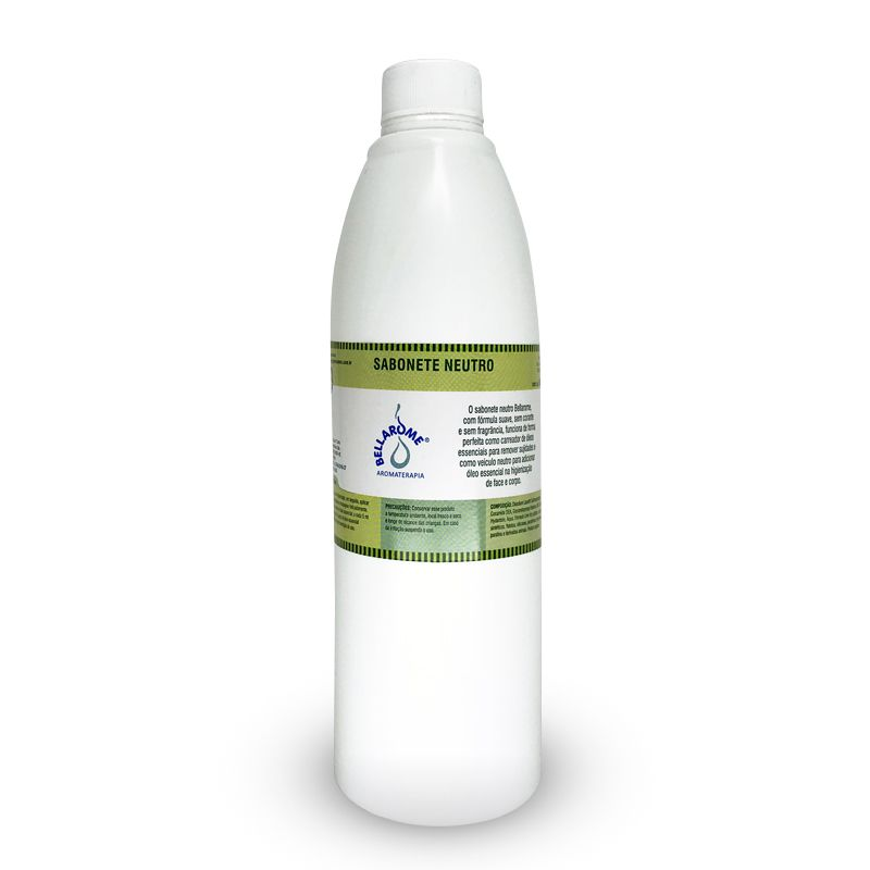 Sabonete Neutro - 500ml