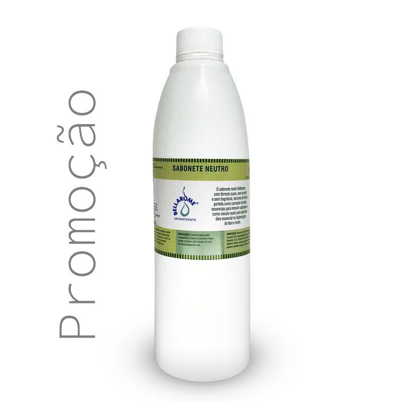 Sabonete Neutro - 500ml  - Bellarome Aromaterapia