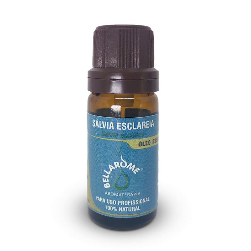 SÁLVIA ESCLAREIA - 5ml  - Bellarome Aromaterapia