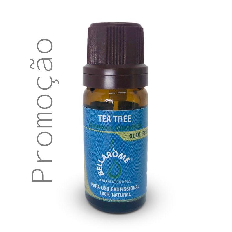 TEA TREE - Melaleuca -10ml  - Bellarome Aromaterapia