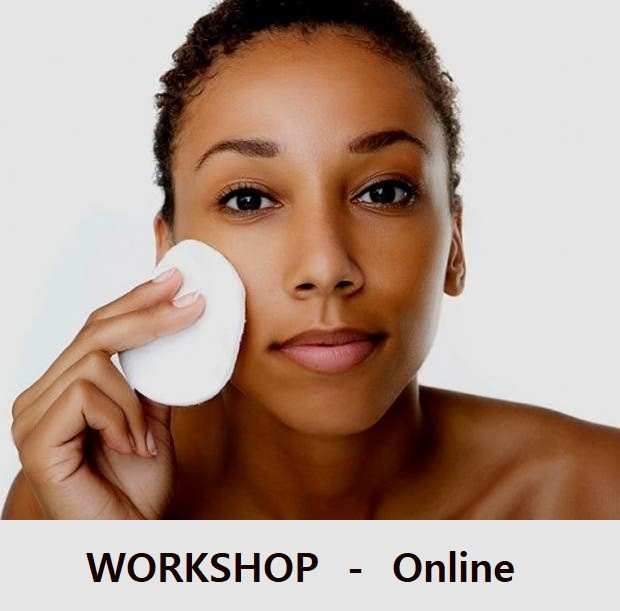 Workshop Aromaterapia Estética e Integrativa PROGRAMA PELES NEGRAS  - Bellarome Aromaterapia