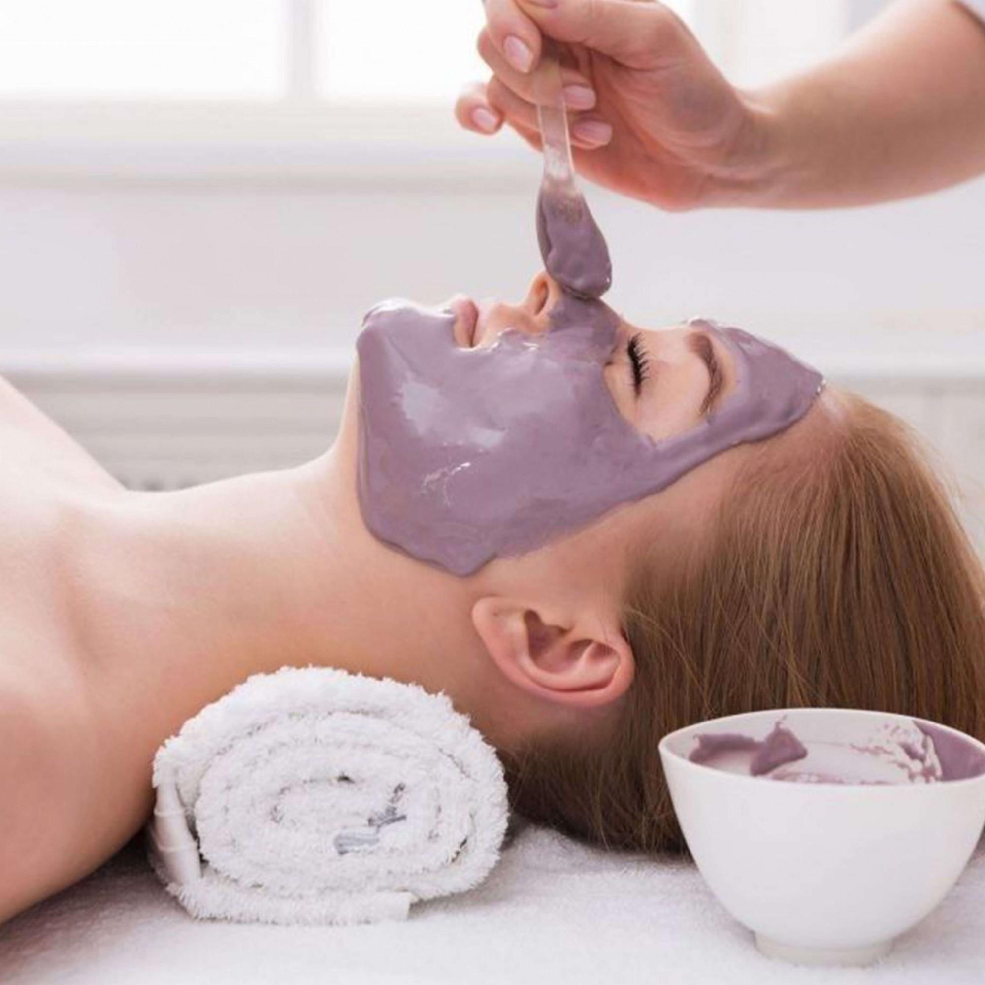 Workshop: Diferentes tipos de máscaras faciais e suas sinergias de óleos essenciais   - Bellarome Aromaterapia