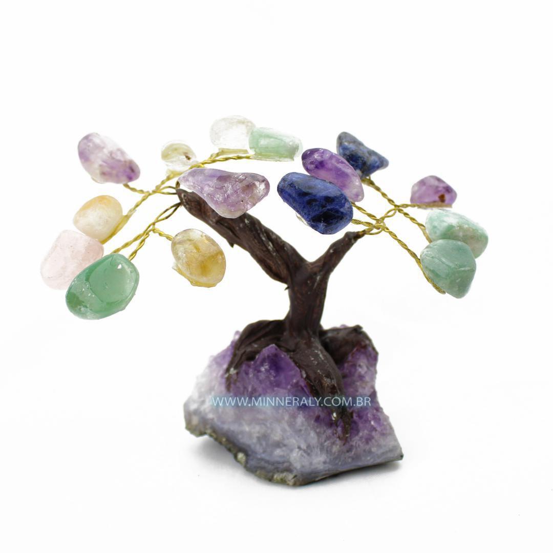 Árvore de Pedras Mistas #NN116