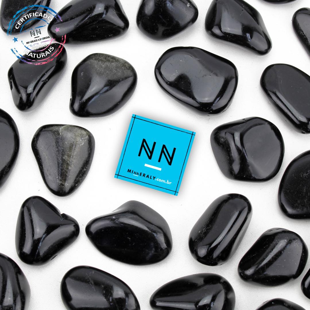 Basalto Negro IN Natura ROLADA/PECA