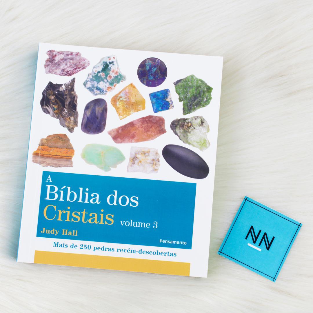 Bíblia dos Cristais Volume 3