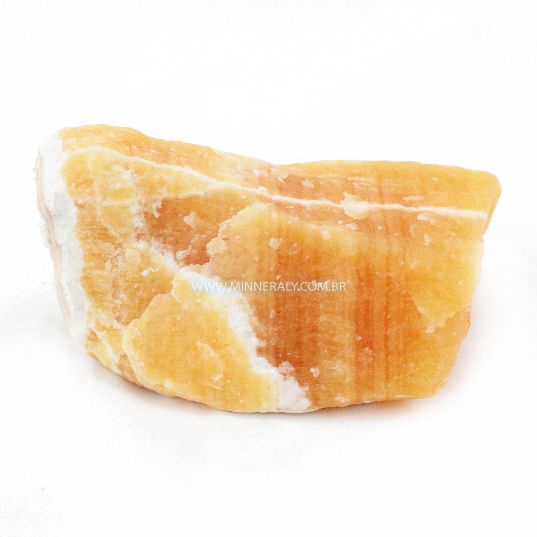 Calcita Amarela in Natura em Bruto (1,470kg; 8,7cm) #NN165
