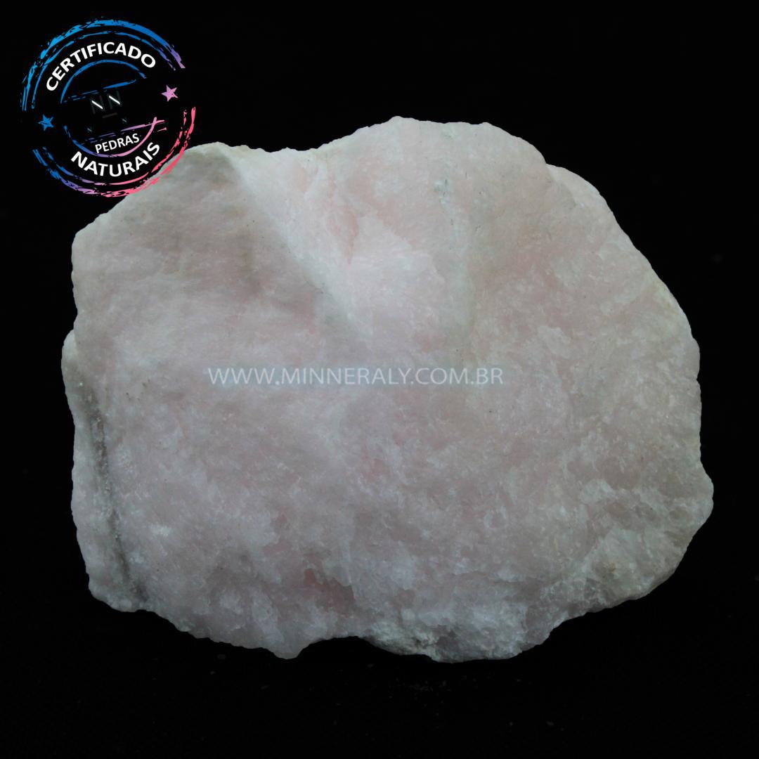 Calcita Mangano (rosa) IN Natura em Bruto (0,148,KG; ALT: 4,7CM; COMP: 5,9CM; LARG: 4,5CM)