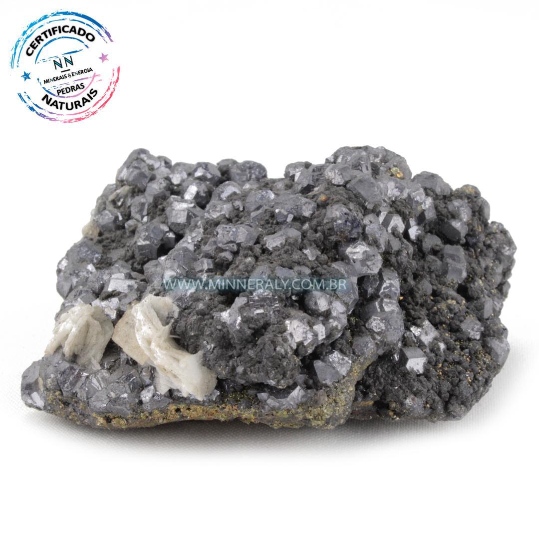 Cassiterita ou (Cassiterite) in Natura em Bruto (0,462kg; 4,4cm)  #NN359