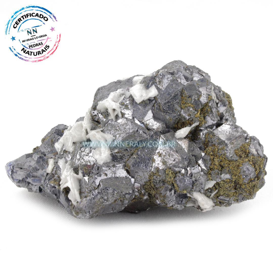 Cassiterita ou (Cassiterite) in Natura em Bruto (0,626kg; 5,4cm) #NN236
