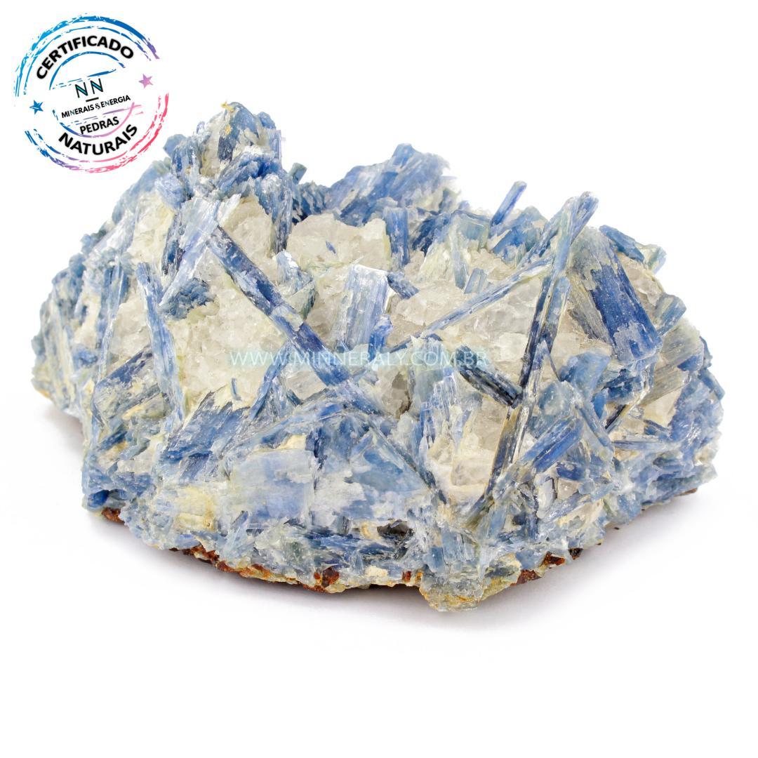 Cianita Azul in Natura em Bruto #NN192