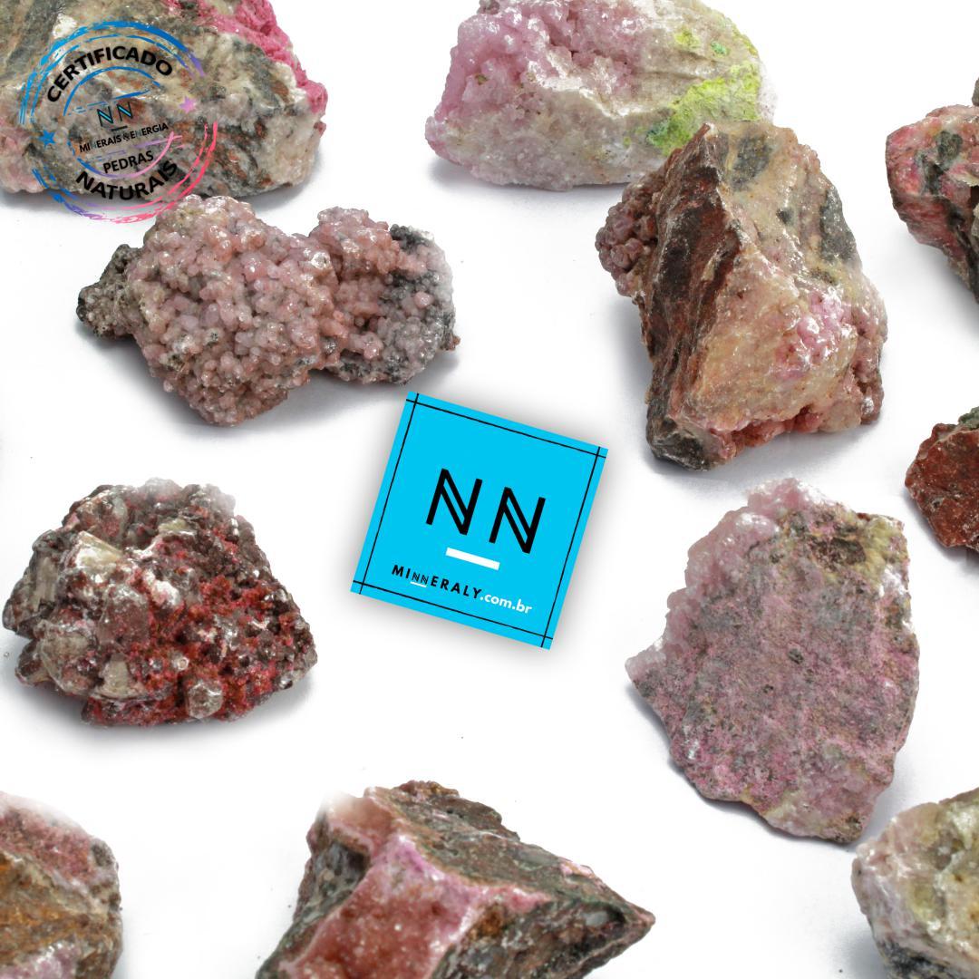 Cobalto Calcita IN Natura BRUTA/PECA