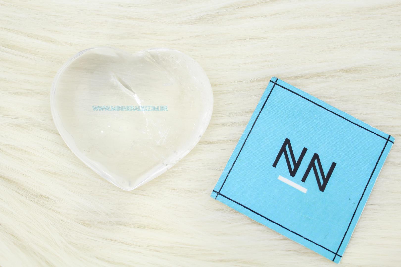 Coração de Cristal in Natura #NN115