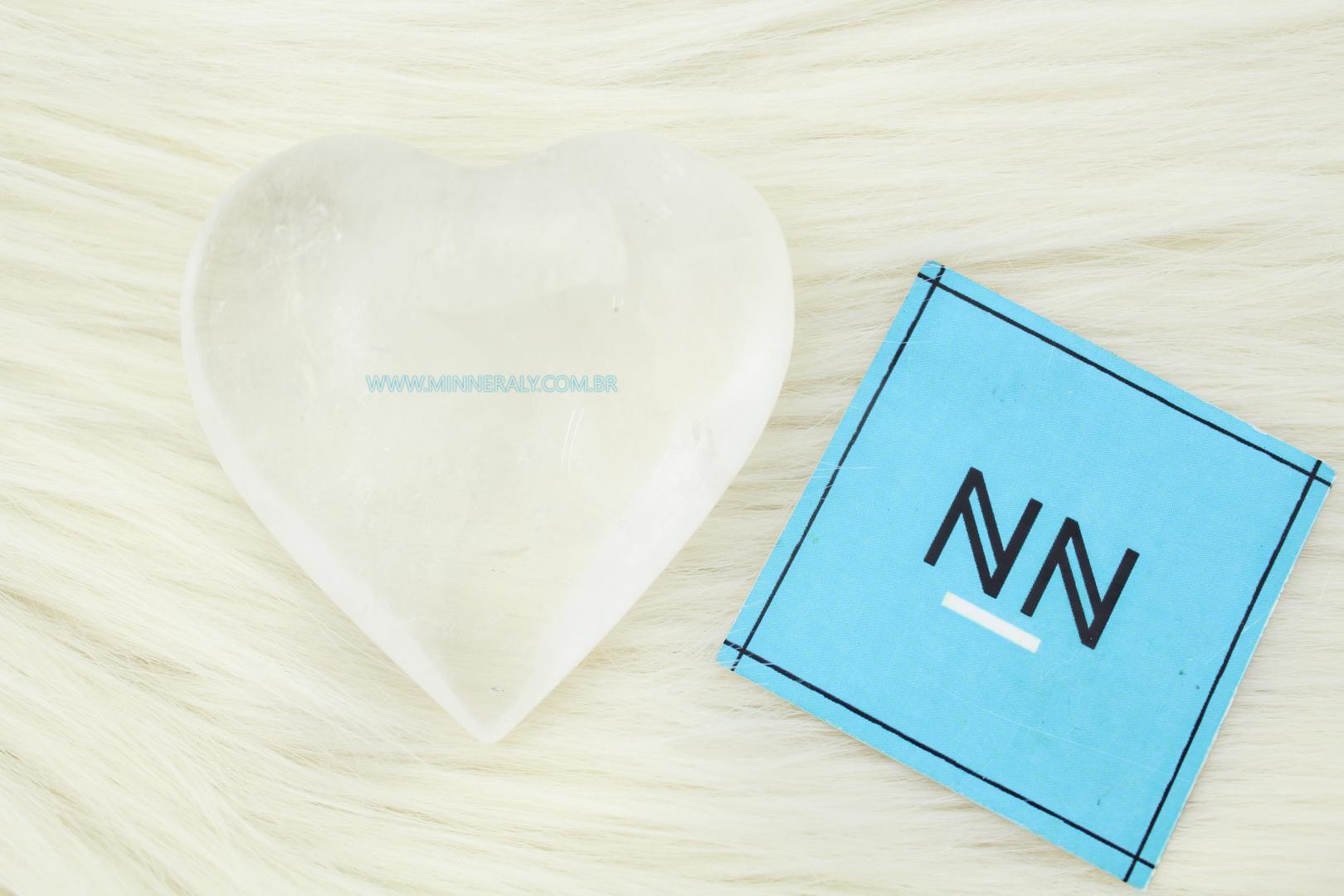 Coração de Cristal in Natura #NN116
