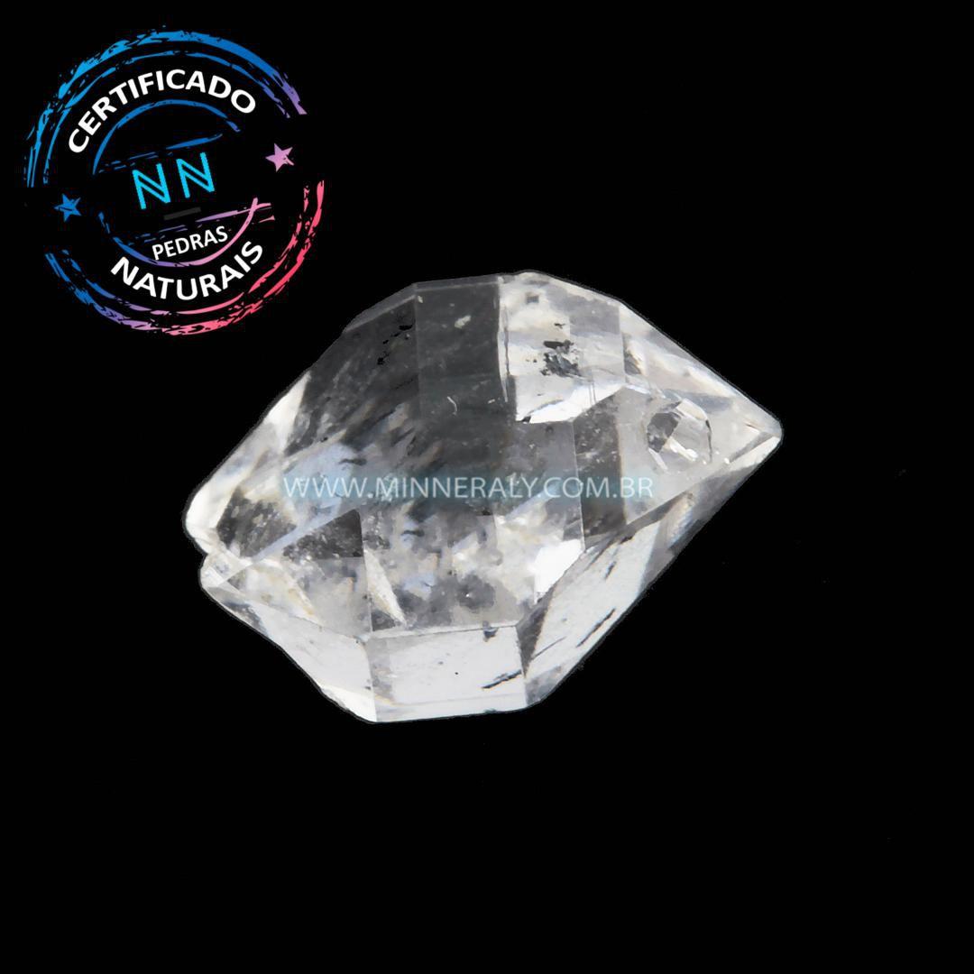Diamante Herkimer in Natura #NN101