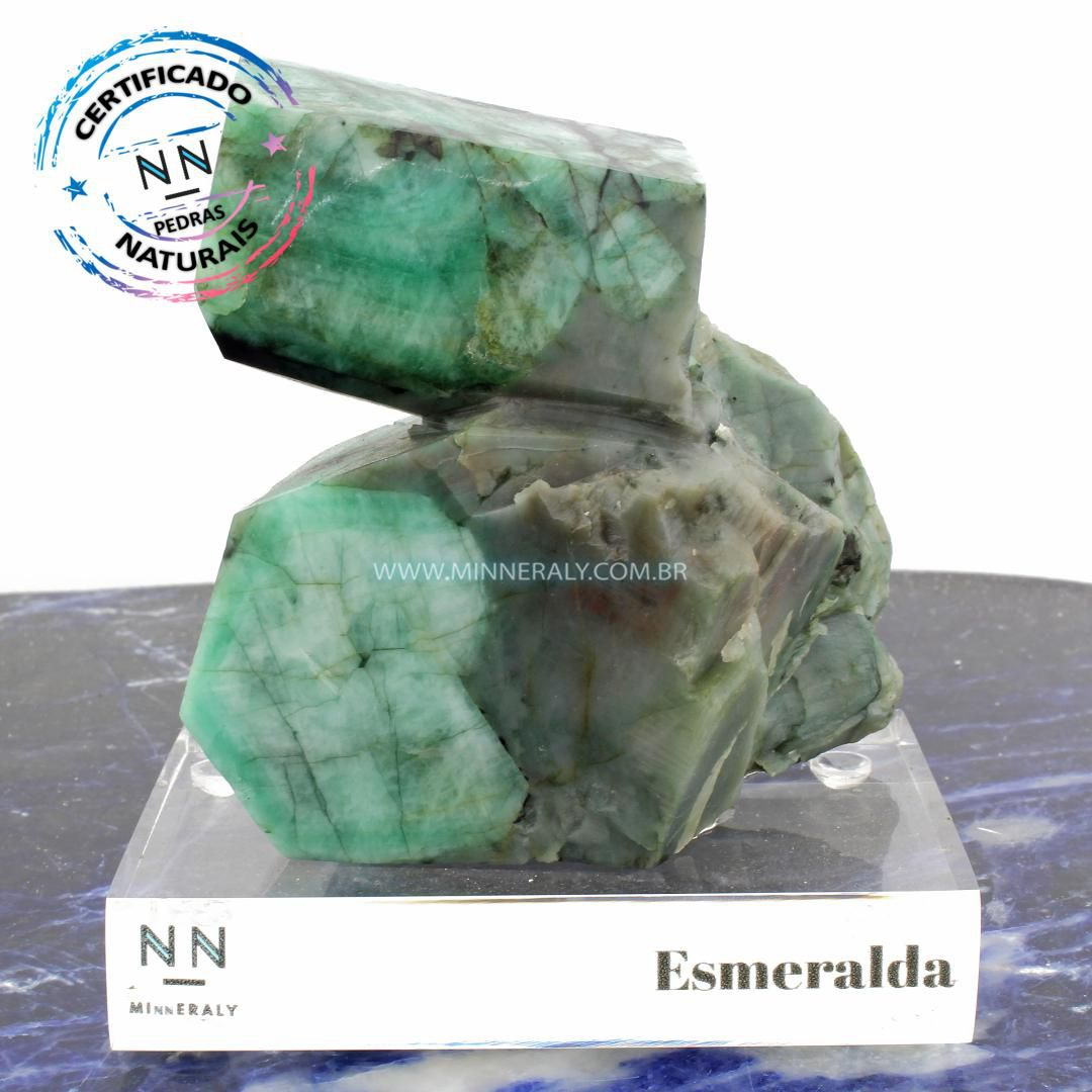 Esmeralda in Natura Clear.Collection #NN104
