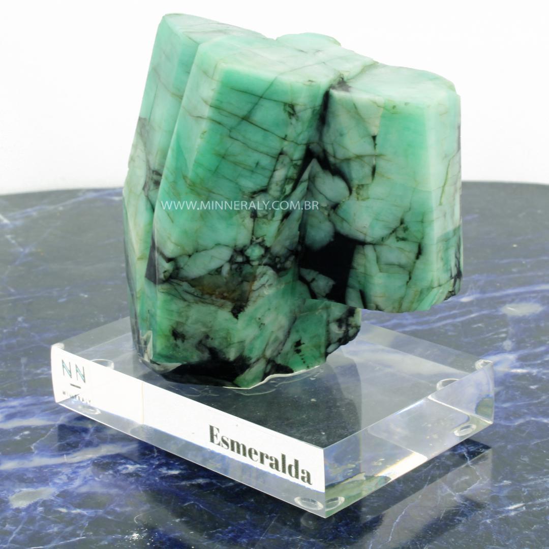 Esmeralda in Natura Clear.Collection #NN105