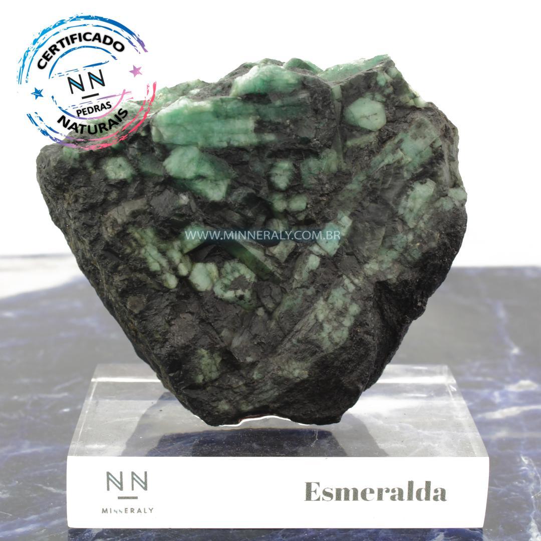 Esmeralda in Natura Clear.Collection #NN101