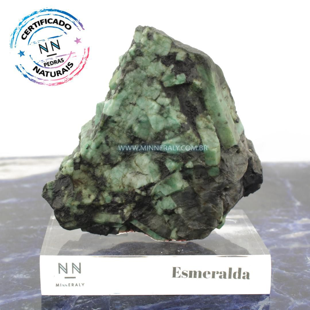 Esmeralda in Natura Clear.Collection #NN102