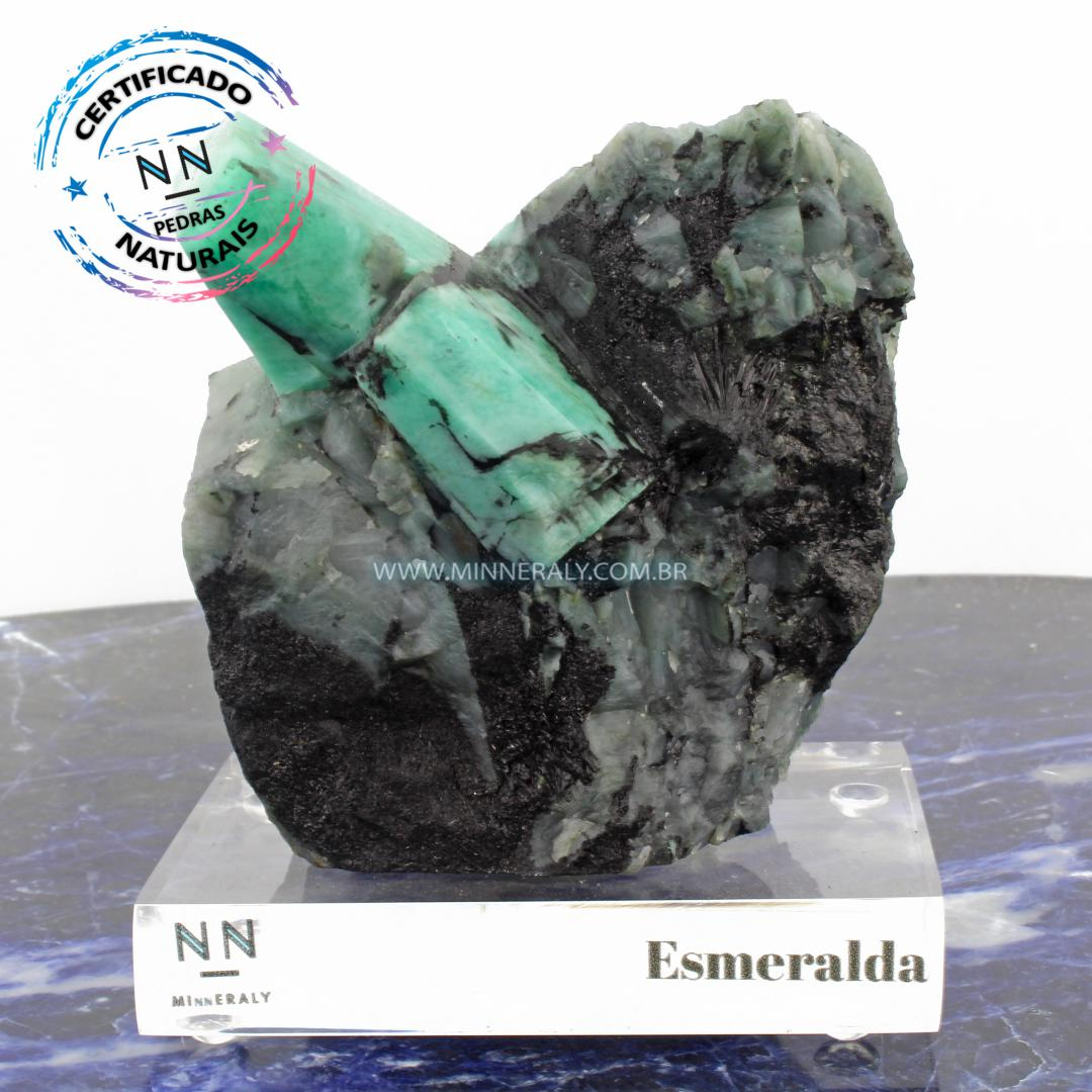 Esmeralda in Natura Clear.Collection #NN107