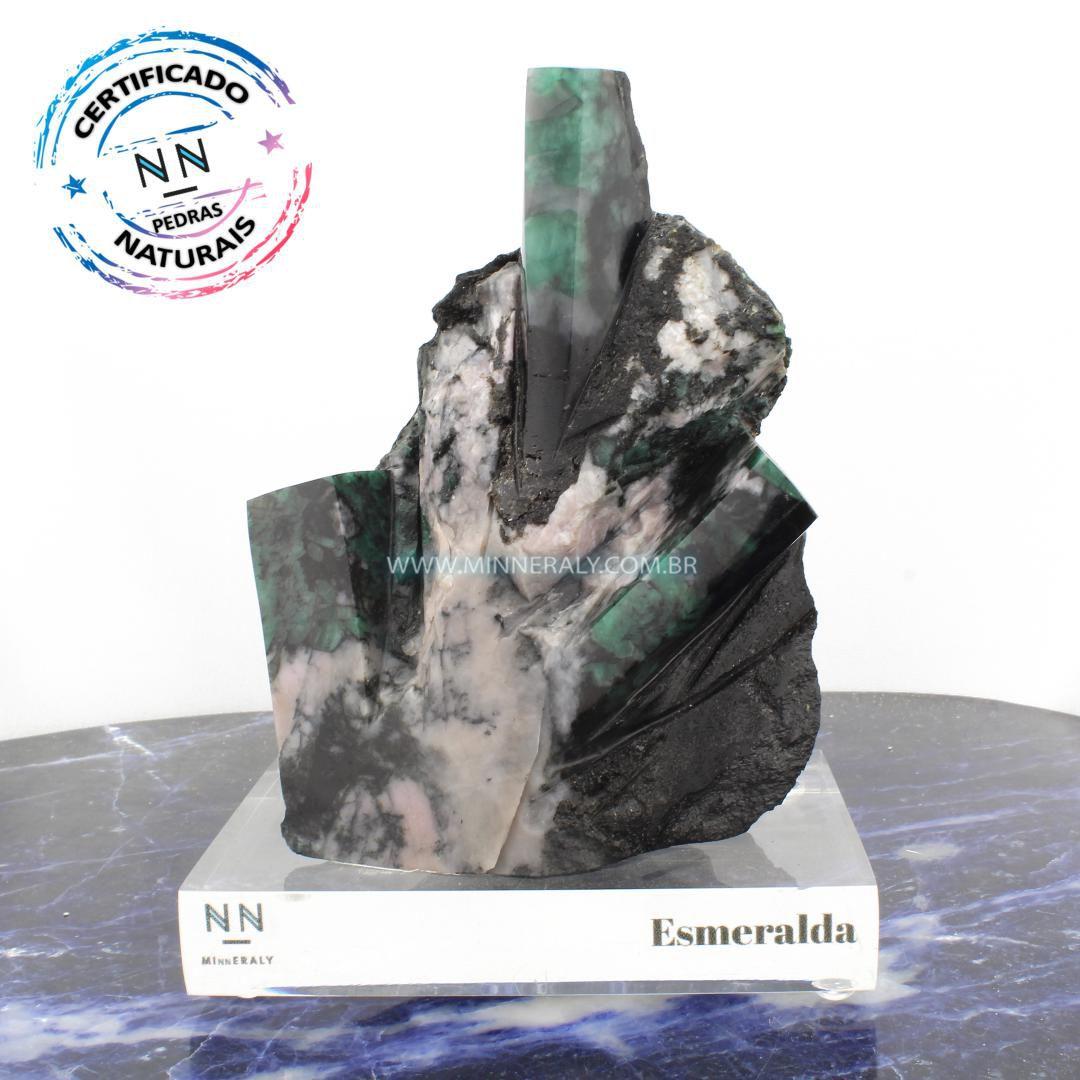 Esmeralda in Natura Clear.Collection #NN109