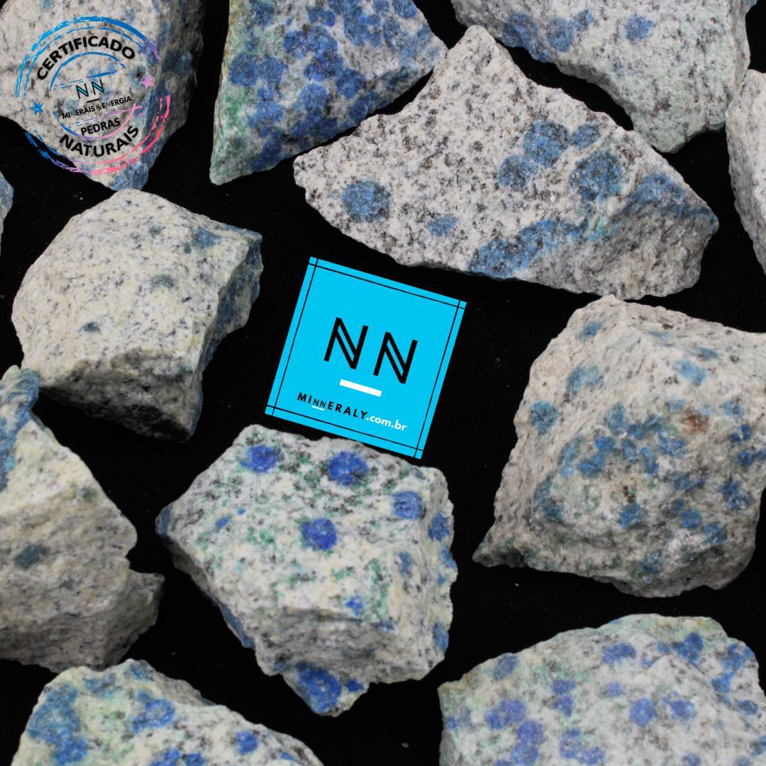 Pedra K2 (Ketonita) in Natura Bruta/Peça