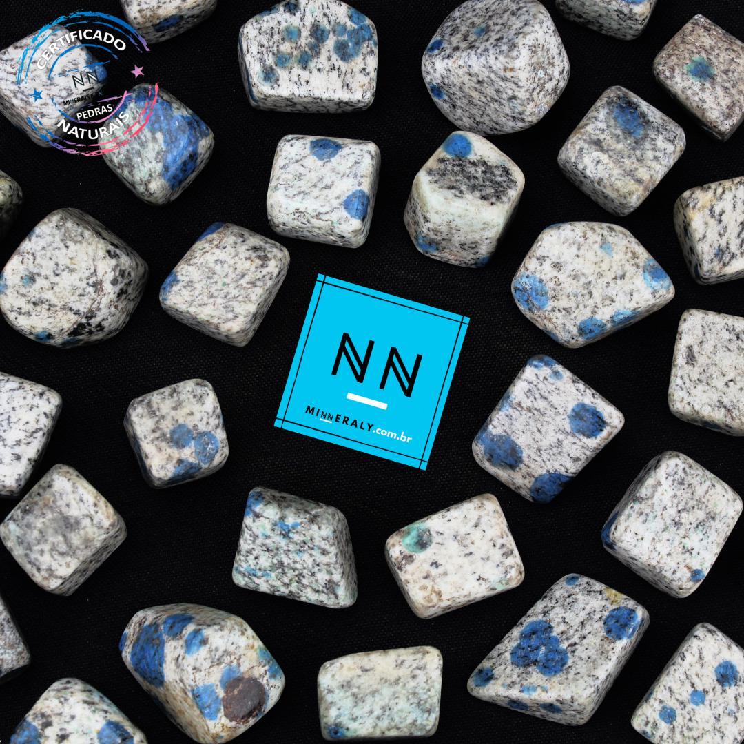 Pedra K2 (ketonita) IN Natura ROLADA/PECA