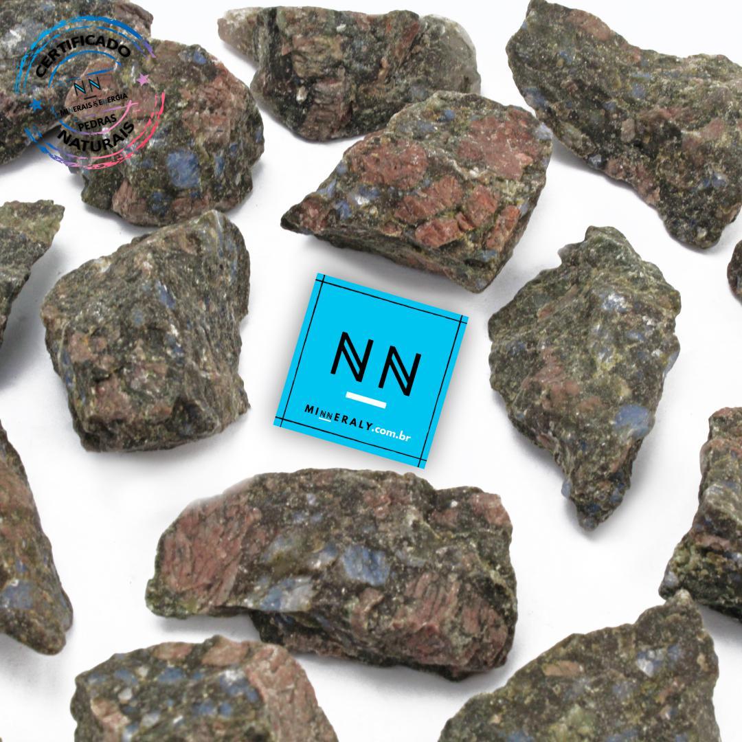Pedra Que Sera (vulcanita) IN Natura BRUTA/PECA