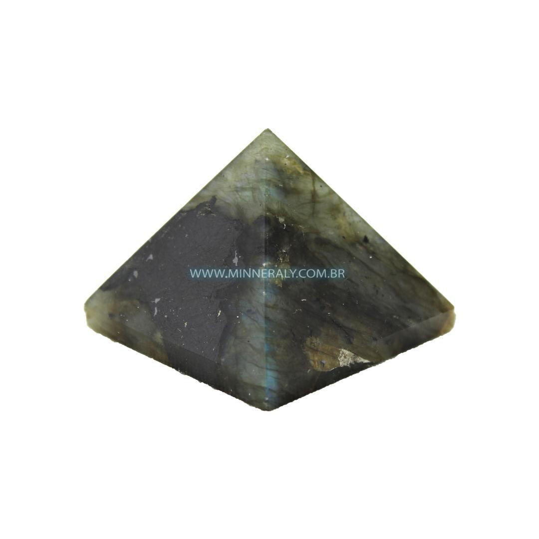 Pirâmide de Labradorita in Natura #NN135