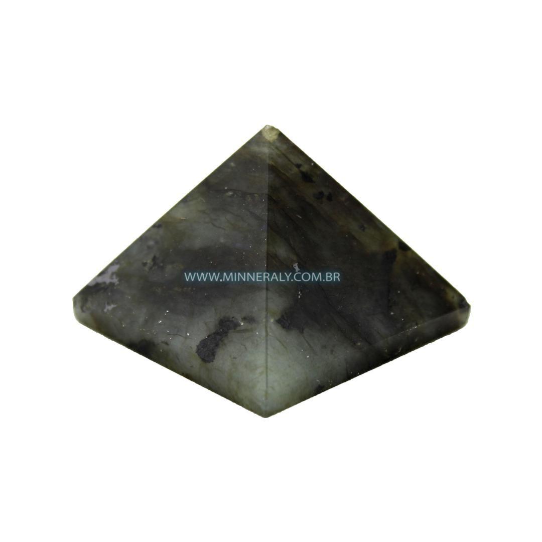 Pirâmide de Labradorita in Natura #NN136