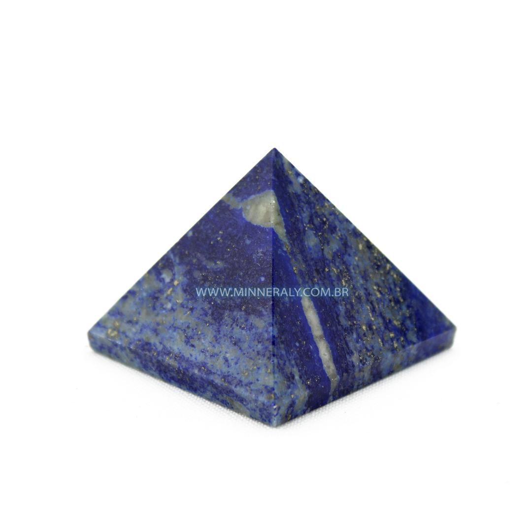 Pirâmide de Lápis-Lazúli in Natura #NN141