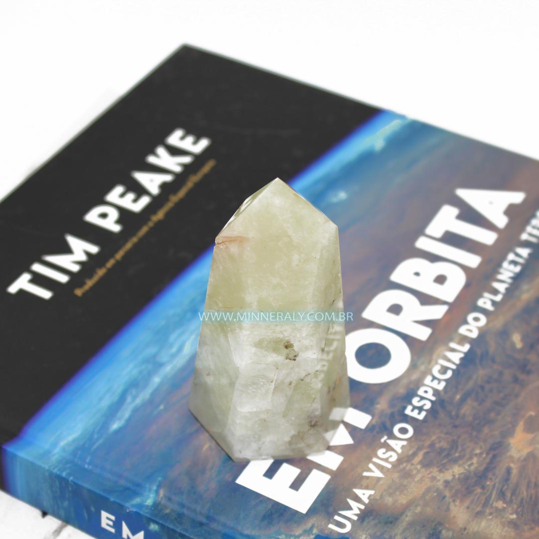 Pontas de Cristal com Enxofre #NN 101