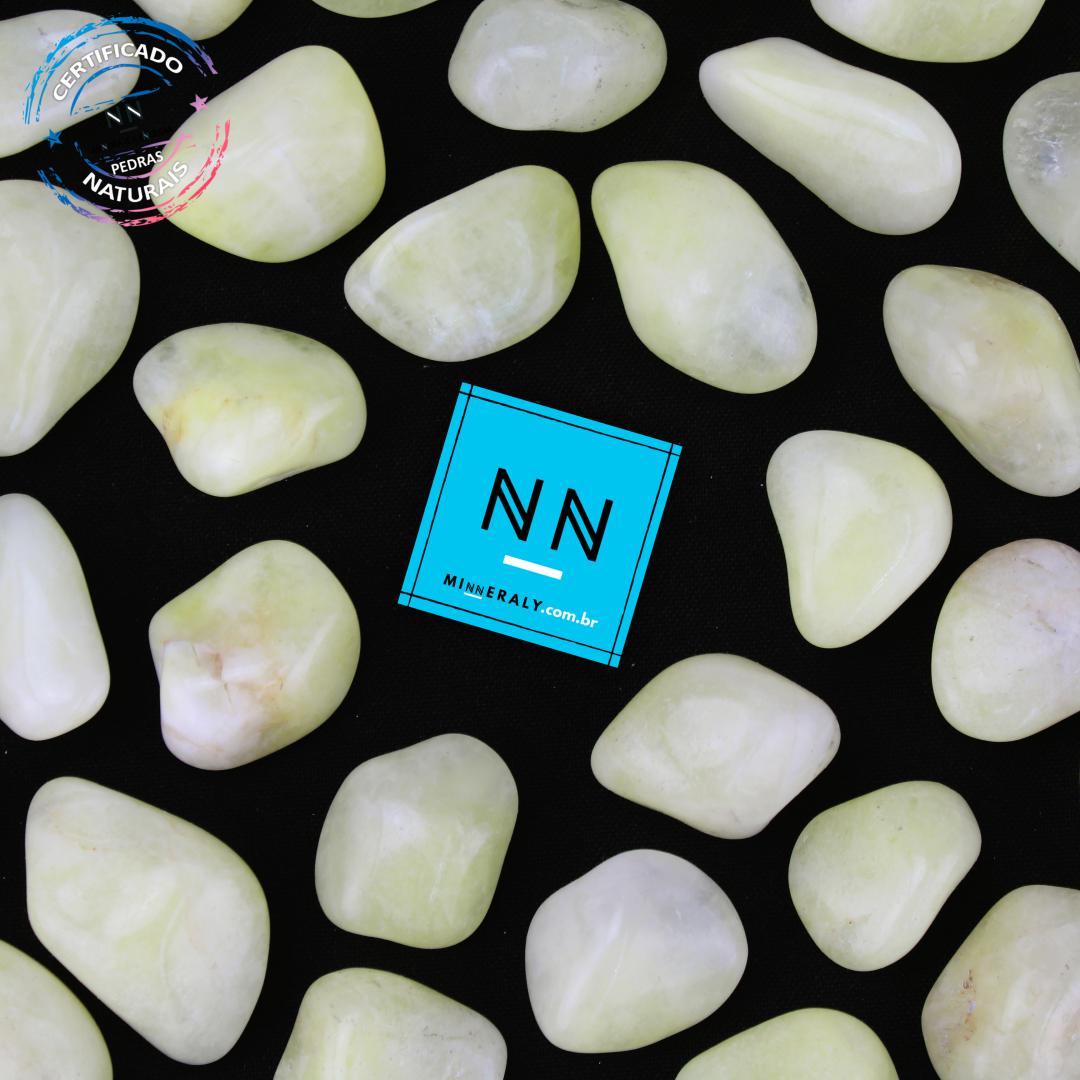 Quartzo ou Cristal com Enxofre In Natura Rolada/Peça