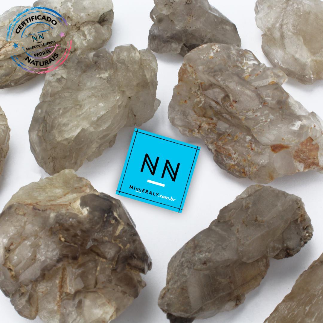 Quartzo ou Cristal Elestial in Natura Bruta/Peça