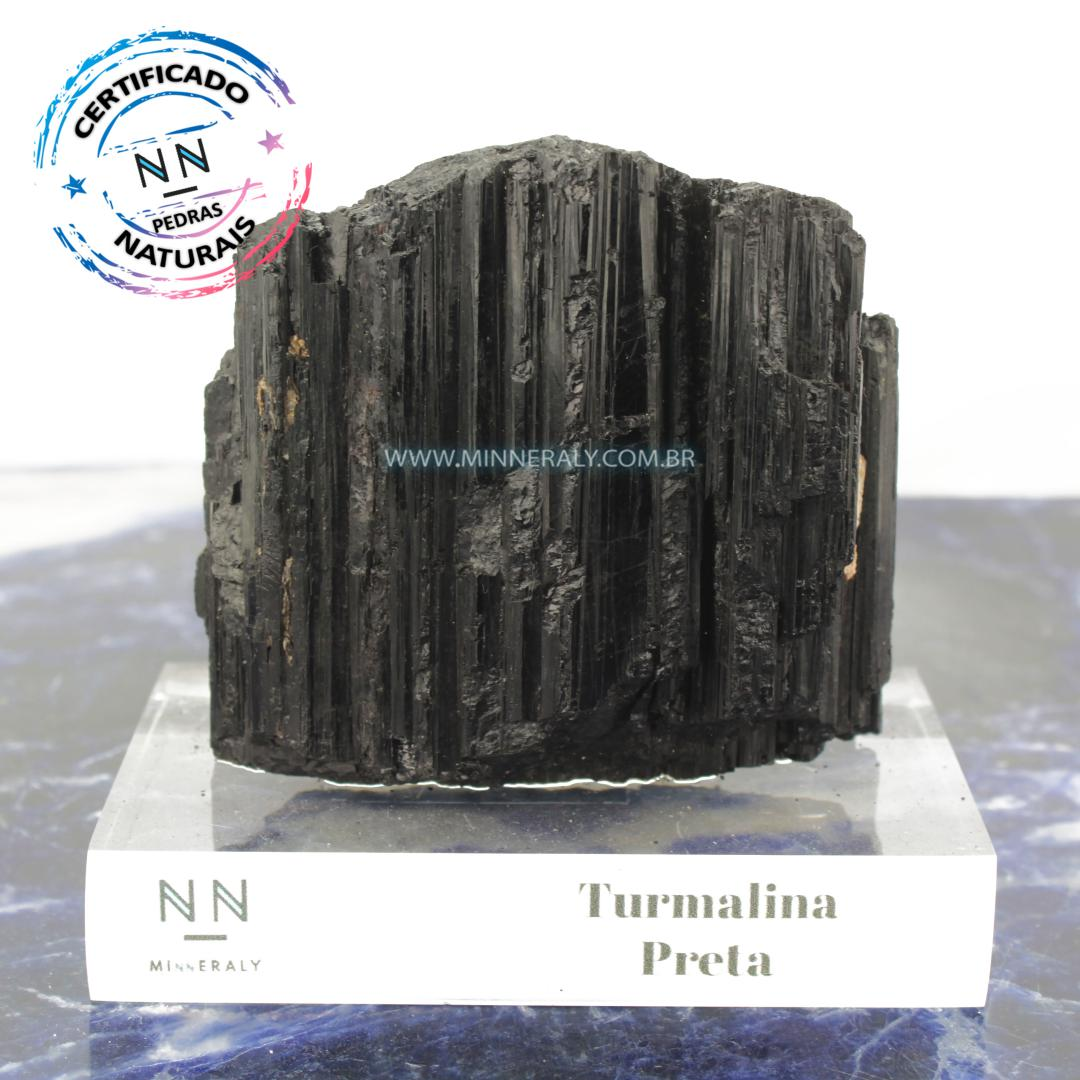 Turmalina Preta in Natura Clear.Collection #NN105