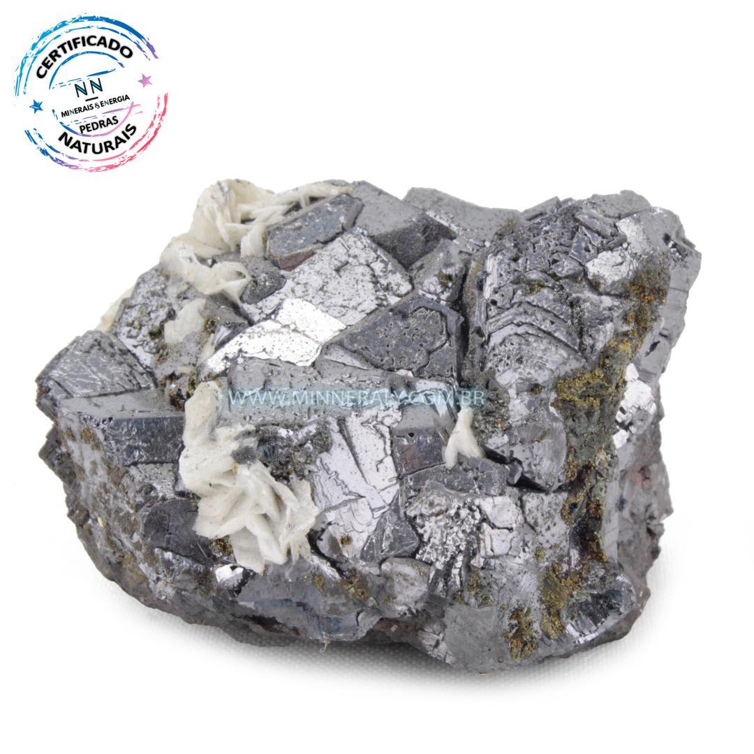 Cassiterita ou (Cassiterite) in Natura em Bruto (0,512kg; 6,8cm) #NN103