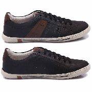 Sapatênis Democrata 149108001 Masculino Casual Shoes Couro