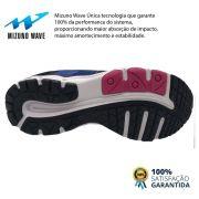 Tenis Feminino Mizuno Wave Hawk 2 Caminhada Academia 4144302
