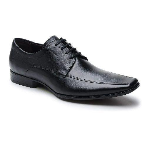 Sapato Democrata 206285001 Social Masculino Couro Original