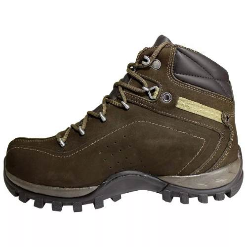 Coturno Macboot Adventure Couro Legitimo Guarani Masculino