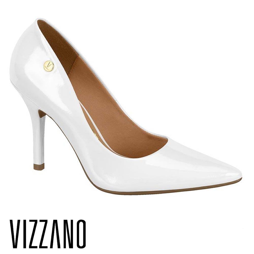 KIT 03 pares de Sapatos Femininos Scarpin Vizzano Original
