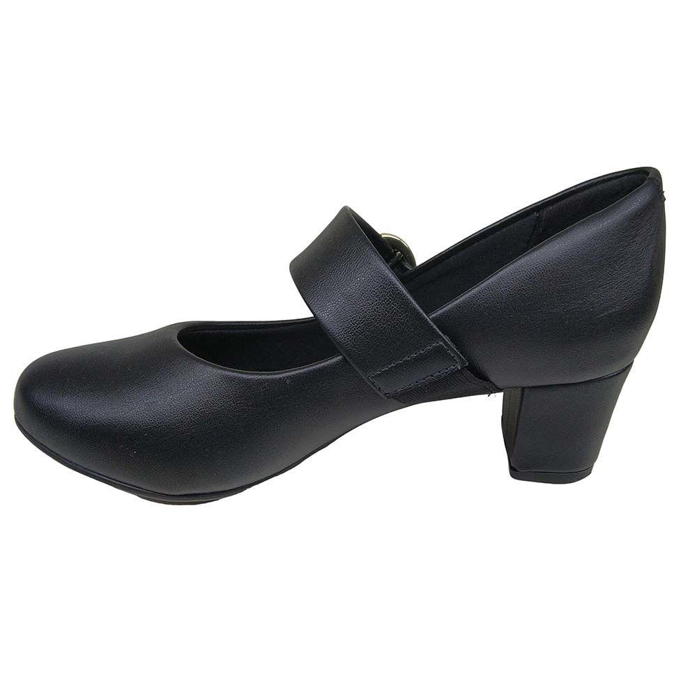 Sapato Feminino Scarpin Boneca Beira Rio 4777349