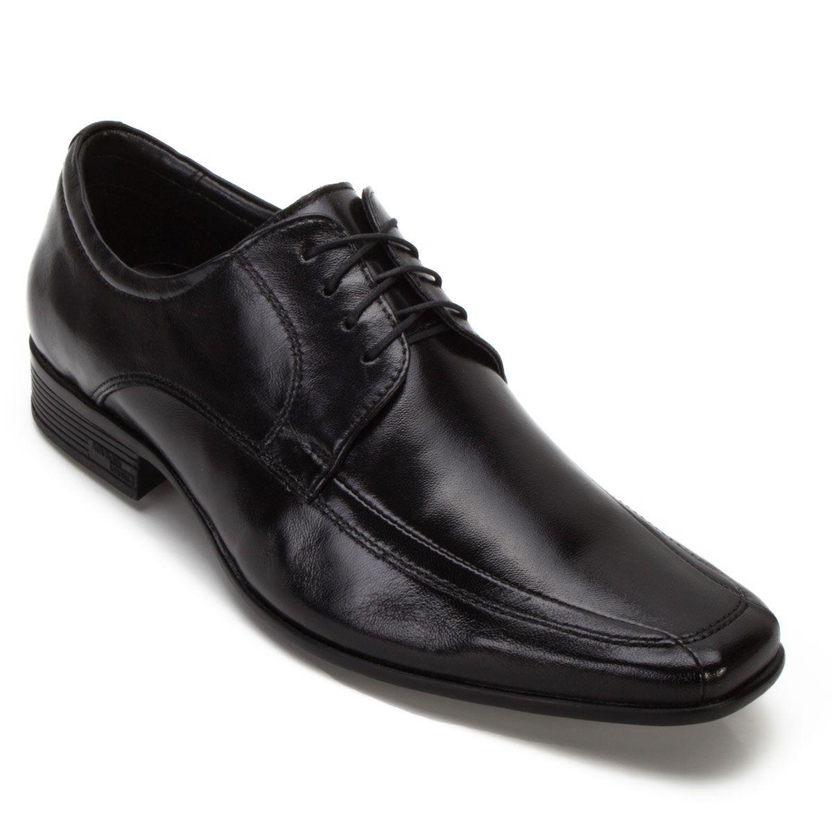 - Sapato Social Jota Pe Ref 45009 Couro De Pelica Frete Grátis Anúncio com variação