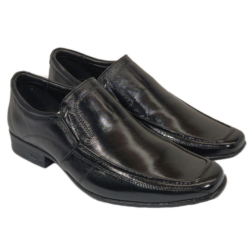Sapato Social Masculino Jota Pe 13100 Couro Legitimo