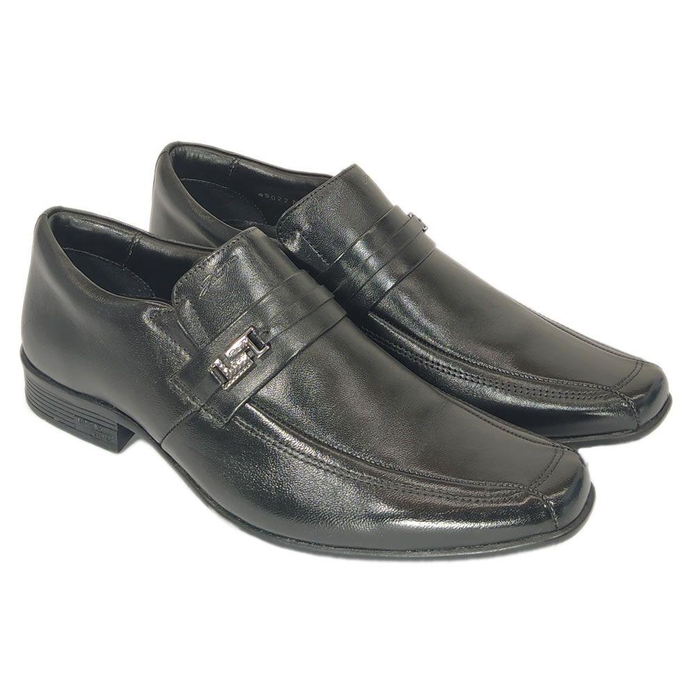Sapato Social Masculino Couro Jota Pe Air King 45022