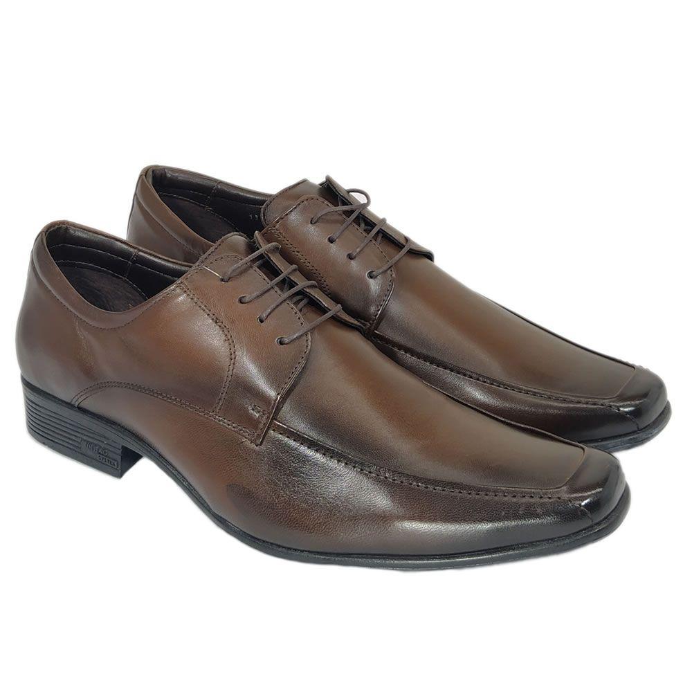 Sapato Social Masculino Regent Air Jota Pe 13156
