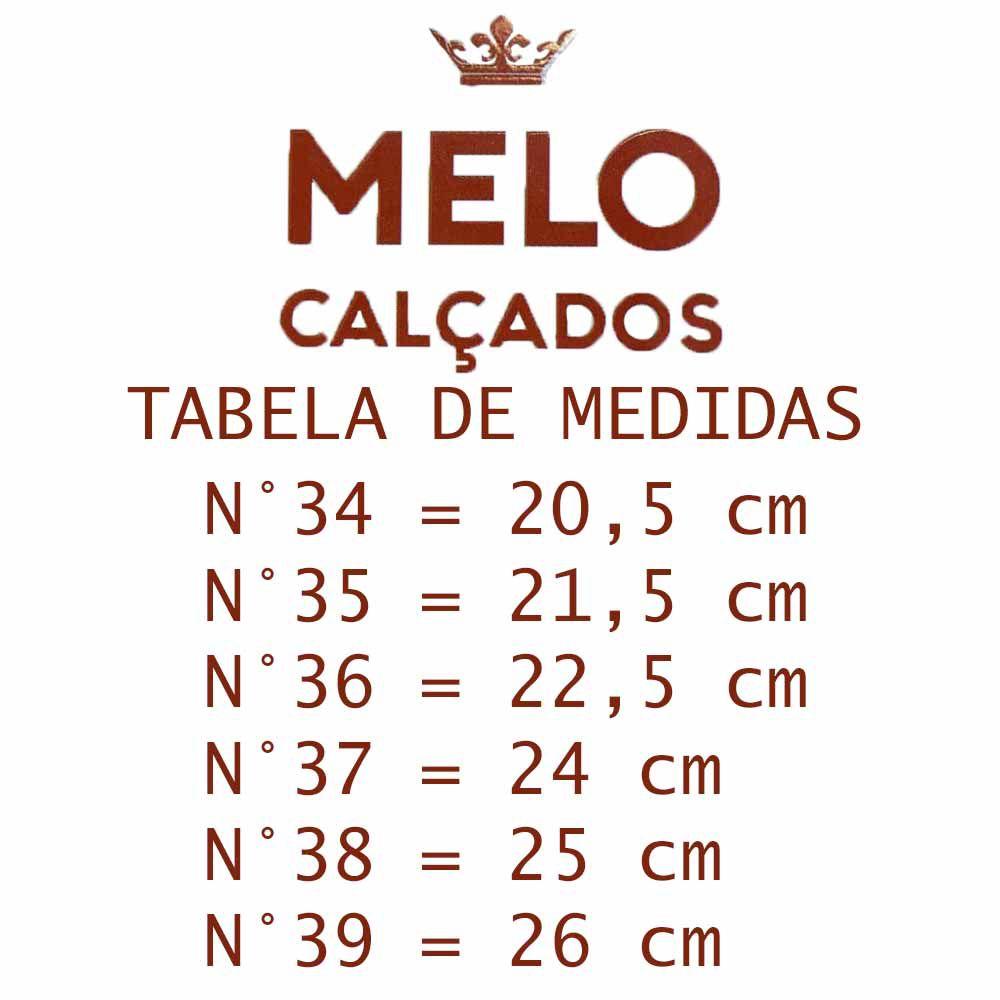 Tênis Casual Feminino 5667302 Moleca Preto/Branco