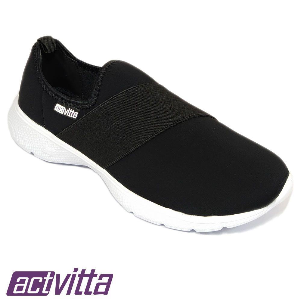 Tenis Feminino Esportivo Actvitta Lycra 4201214