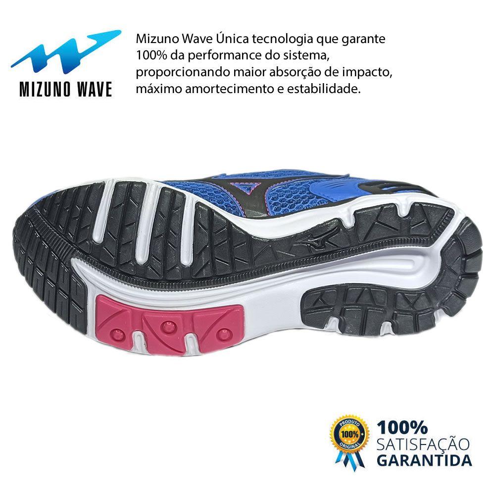 Tenis Feminino Mizuno Wave Hawk 2 4144302