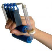 Exercitador para fisioterapia e treinamento dos dedos